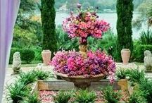 ...Garden Beautiful... / ...Beautiful Gardens. back yards, & Landscapes... / by ~rina @ divine hearts~