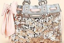 ...Purses & Bags... / I'm a BAG-AHOLIC, I love, any all kinds of bags. Purses-Totes, Shopping bags, storage, etc.  / by ~rina @ divine hearts~