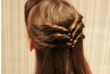 hair ideas / by Tina Townley