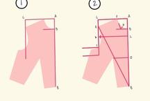 Pattern Cutting / by MOYAAH Oh Sew Fashion