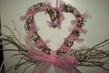 wreaths I made / by Tina Townley