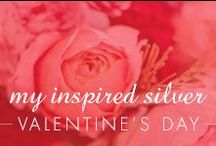 My Inspired Silver Valentines Day / by Inspired Silver