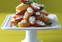 oh yum! side dish and snacks / by Alison Lanik