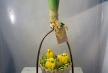 Easter craft ideas / by Tina Townley
