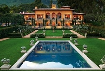 Amazing Homes + Mansions / by Rosie D