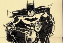 The Bat & The Cat / by Kitty Lewis