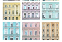 Architecture: Buildings / i am an architect. inspirational buildings and drawings that i love are pinned here. / by Rebekah Kik