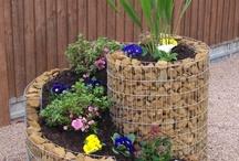 Garden Ideas / by Jeannie Dellinger
