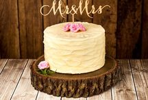 Mr. & Mrs. / Colors: Mint, Rose, Gray, and Gold Theme: Rustic / by Whitney White