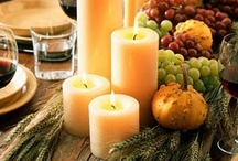 Candles / by Jeannie Dellinger