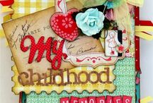 Scrapbooks  / by Jo-anne Chater