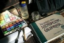 The Sketchbook Blog / Cheap Joe's Art Stuff Sketchbook Blog with Mona Lisa McGrew. Tips, tricks, thoughts and inspiration from across the art spectrum. / by Cheap Joe's Art Stuff