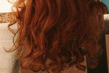 Beautiful Hair / by Maddybird Makeup