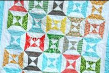 quilting / by Barbara Quarry
