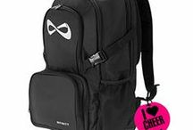 BAGS AND DUFFLES / by Cheerleading Company // www.cheerleading.com