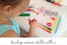 Activity Ideas For Nannies/Parents / by JoAnna Becker