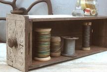 Altered Vintage Crafts / by Carol Richard