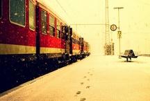 all aboard! / by Vito Cottone