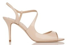 Shoes For The Bride / Wedding Shoes - An edited selection of shoes for the discerning bride. / by L.K.Bennett