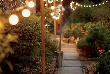 outdoor ideas / by Heather Boudreaux