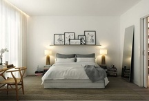 Bedrooms / by María Kristmundsdóttir
