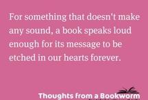 books! / by Julie Pripps