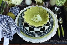 Tablescapes / by Kristy Shaw