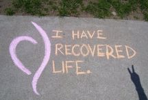 Recovery :) / The story of my journey to freedom!  / by Alyssa Bell