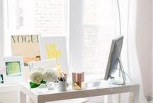 Workspace / by Leena Loh