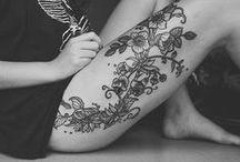 tattoos :) / by Skye Garman