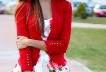 A perfect wardrobe  / by Rachel Gelinas