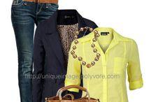 Fashion / Fashion  / by Mari Yost