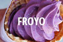 Urbanspoon Froyo / Whether you spell it yogurt or yoghurt, everybody loves froyo. / by Urbanspoon