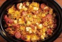 ♥ My Crockpot / Slow Cookery Recipes / by Annette Gibson