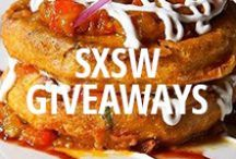 SXSW Giveaway Locations / Dinner's on us at SXSW! We're giving away brunch, lunch, happy hour, or dinner at all of these locations from Saturday, March 8 to Sunday, March 9th. / by Urbanspoon