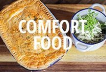 Urbanspoon Comfort Food / We all have those go-to dishes that make us feel cozy with a little taste of home. Here are some of the best comfort food dishes from Urbanspoon. Dig in! / by Urbanspoon