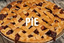Urbanspoon Pie / The only thing better than a slice of pie, is a whole pie. / by Urbanspoon