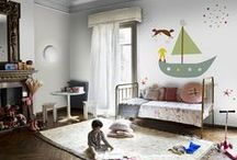 Kid Rooms / by Hillary Ragland