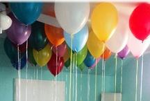 Party Ideas / by Gimena Baillo