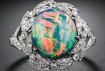Opal Rings / by LangAntiques