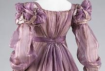 Costuming: Romantic era / by Mama Rachel