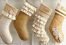 Christmas Stockings / by Mama Rachel