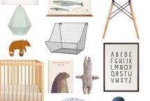 KIDS: Baby & Kid Zone / Nursery & Kid's room ideas including baby proofing ideas around the house. / by Lauren Burke
