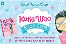 Katie Woo Collection / Katie Woo is spunky, sassy, and stylish. Readers have fallen in love with these fun, lightheared stories by award-winning author Fran Manushkin. / by Capstone
