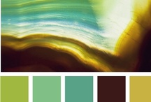 Color schemes / by Jennifer Greenleaf