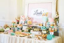 entertaining.parties.events / by The Budget Savvy Bride