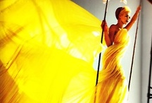 Golden Yellow is the colour / by De Bijenkorf
