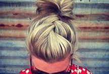 Girly Hair / by Homegrown Mom