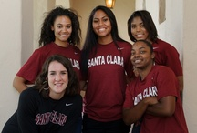 '12-'13 Women's Basketball / by Santa Clara Broncos