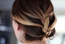 Makeup & Hair Ideas / by Caroline Raine